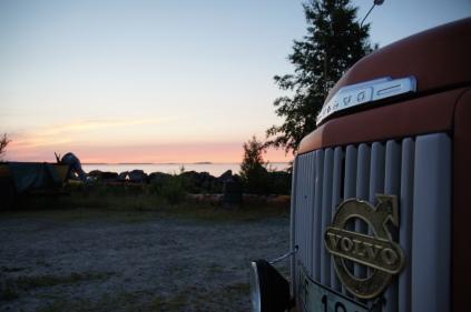 Junkön, Luleå skärgård, Volvo